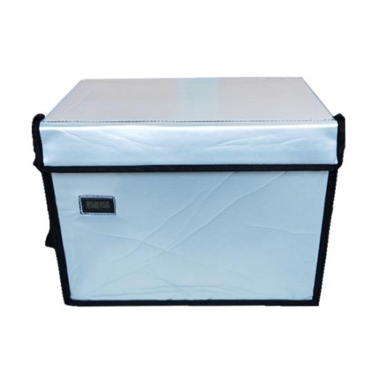 Laboratory medical transport box