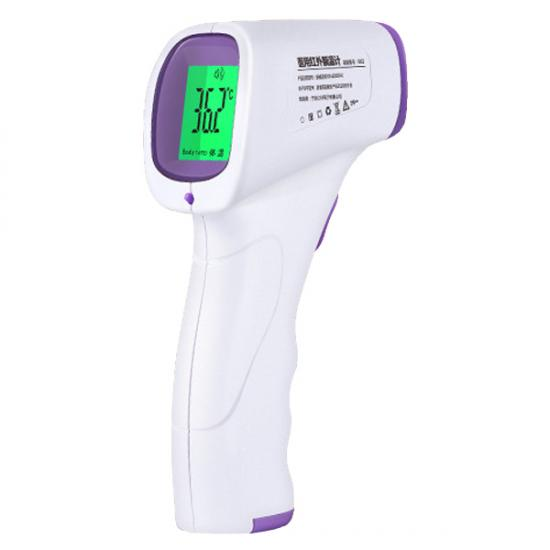 Temperature measuring gun digital thermometer